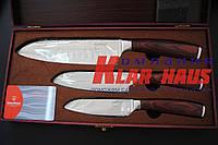 Набор стальных ножей Swiss Home 3 предмета