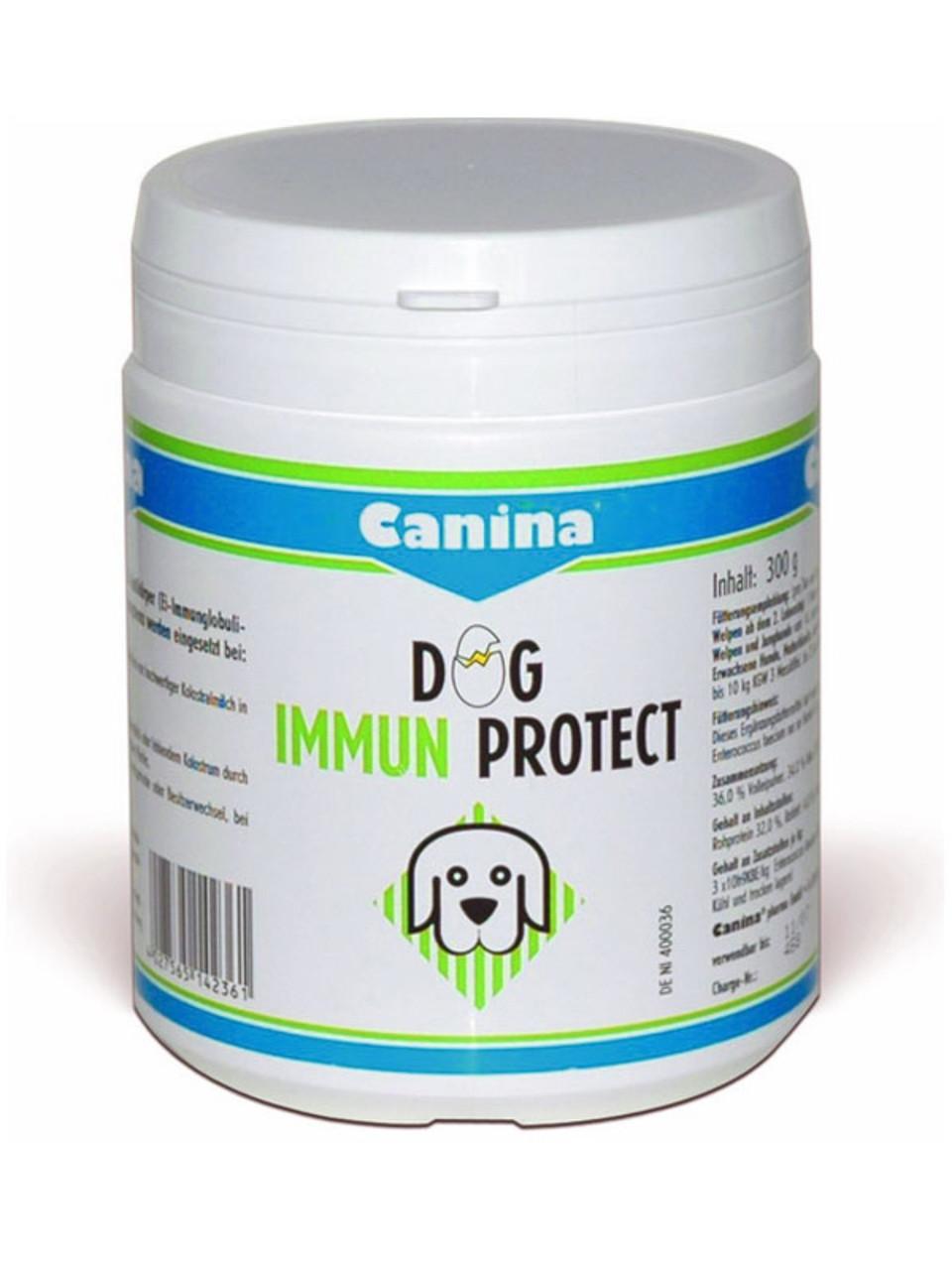 Dog Immun Protect иммунитет и здоровый кишечник, 300г - Зоо-Опт, интернет зоомагазин в Харькове