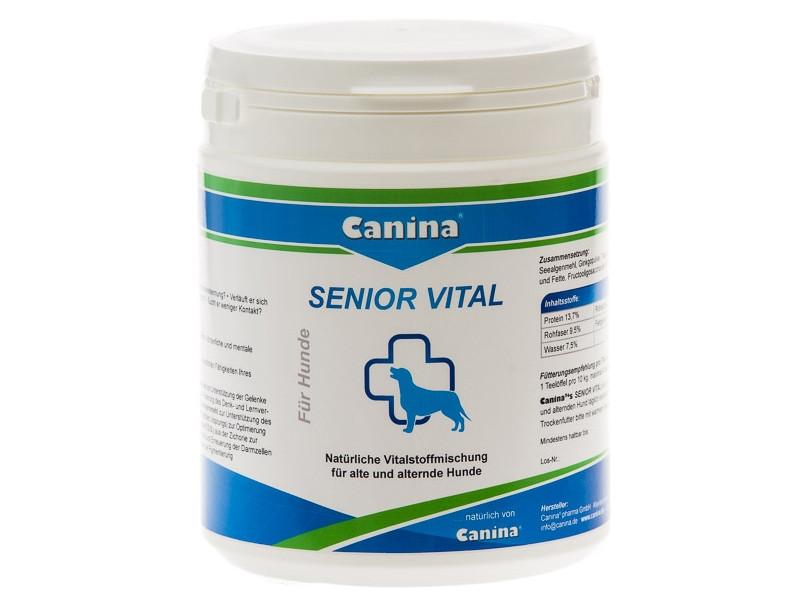 Витамины Senior Vital для собак старше 7 лет, 250г