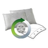 Ортопедическая подушка Nikken Naturest с натуральным латексом.Здоровый сон и полное расслабление!