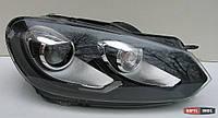 Передние фары Volkswagen Golf 2009-2014