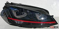 Передние фары Volkswagen Golf 2012+