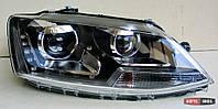 Передние фары Volkswagen Jetta 2010+