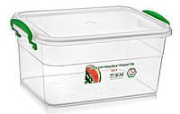 Пластиковый пищевой контейнер 3.5 литра