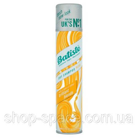 Сухой шампунь Batiste Dry Shampoo Brilliant Blonde (для светлых волос) 200 мл