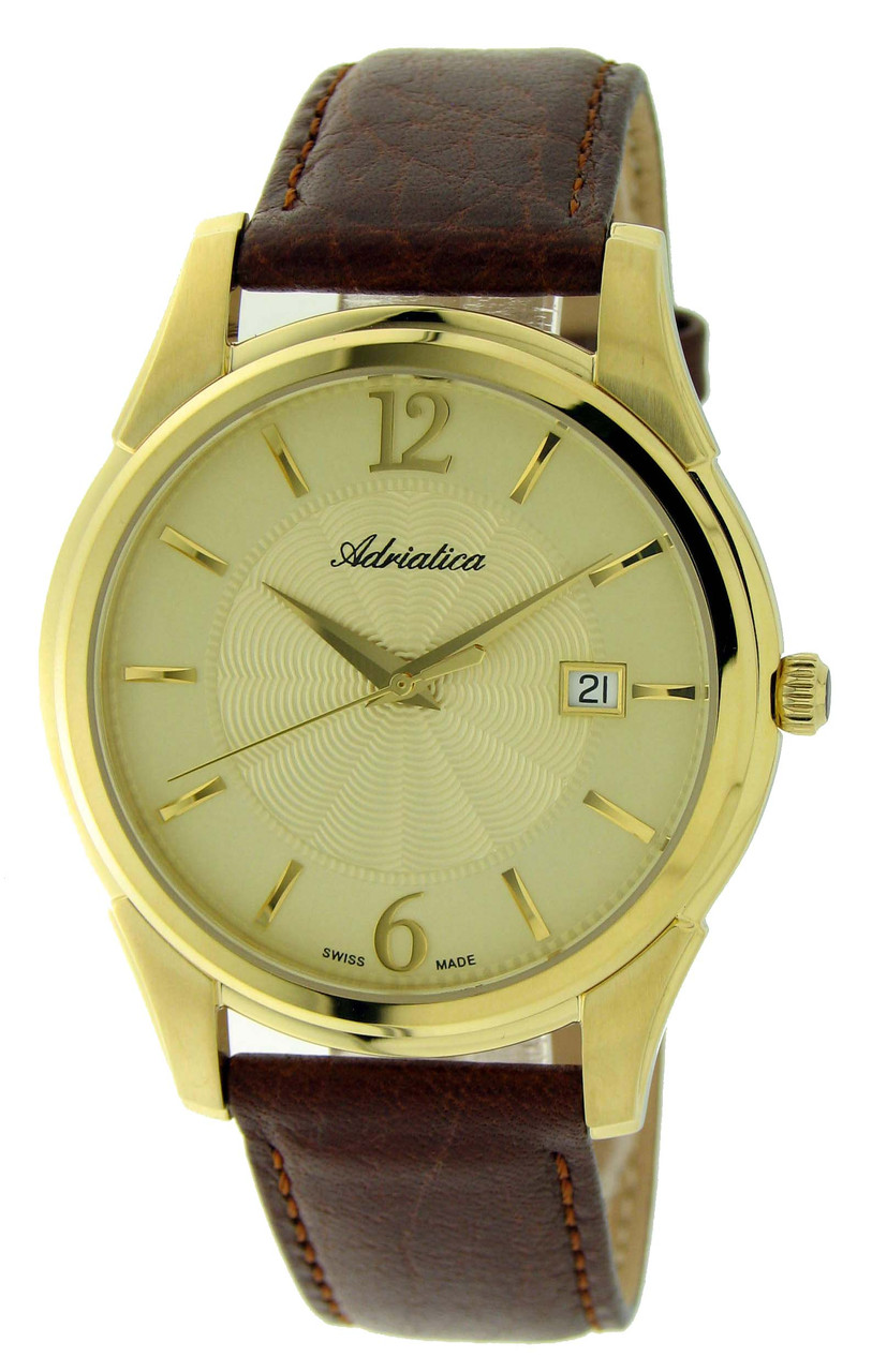 Часы Adriatica ADR 1118.1251Q кварц.
