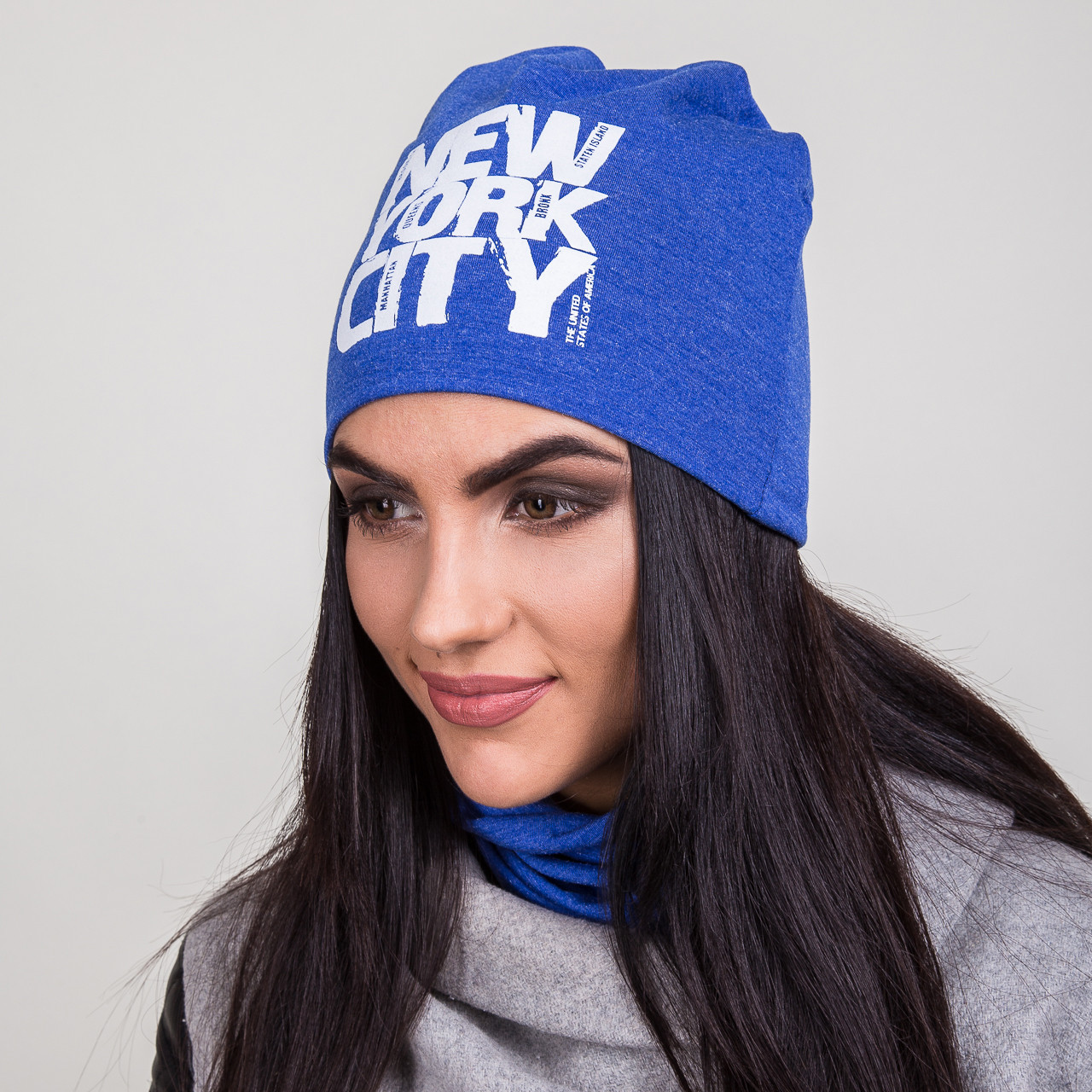 Брендовый женский комплект на весну - NEW YORK CITY - Артикул 2060с