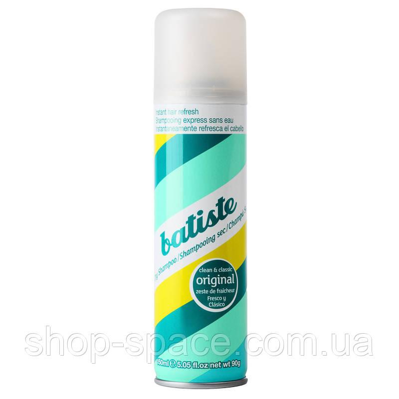 Сухой шампунь Batiste Dry Shampoo Original (оригинал) 200 мл