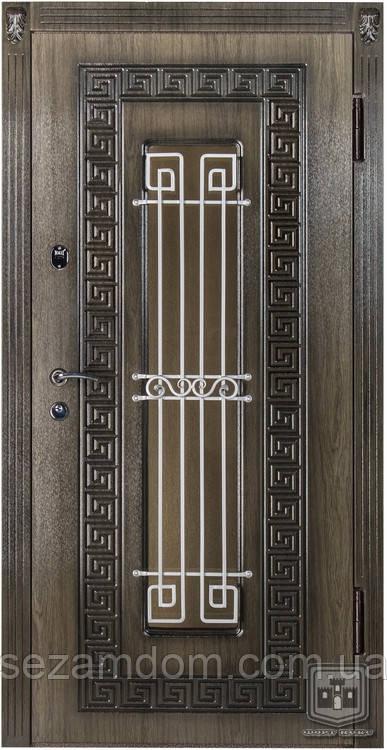 Дверная ковка №1
