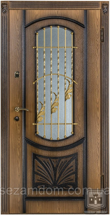 Дверная ковка №2