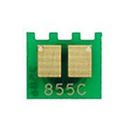 Чип для картриджа HP CLJ M855 (CF312A) Static Control (HP855CP-Y)