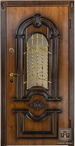 Дверная ковка №3