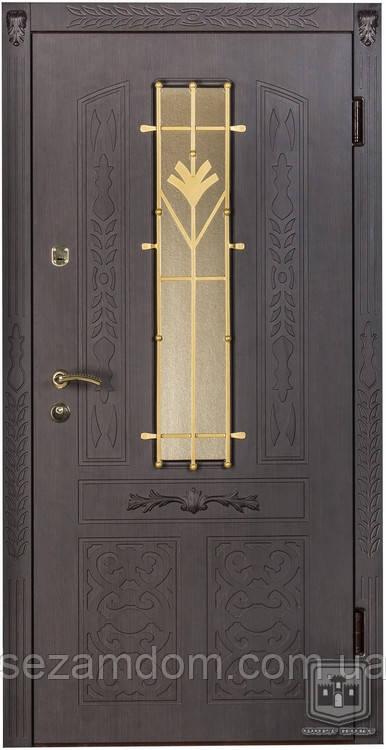 Дверная ковка №5