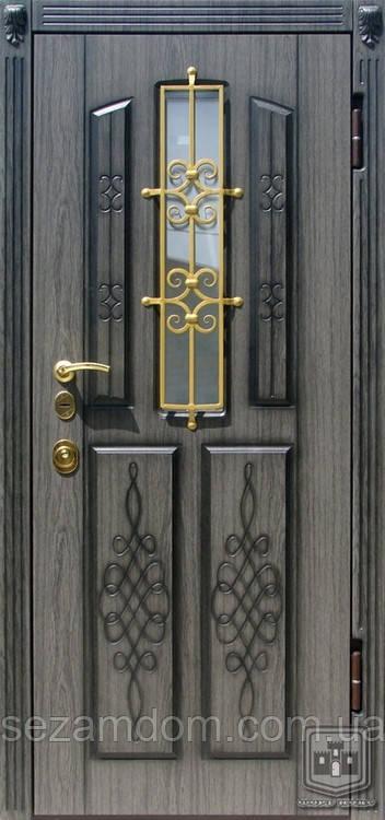 Дверная ковка №6