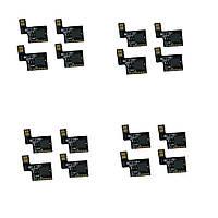Чип для картриджа HP CLJ Pro M252/277 1.4k cyan Static Control (HM252CP-C)