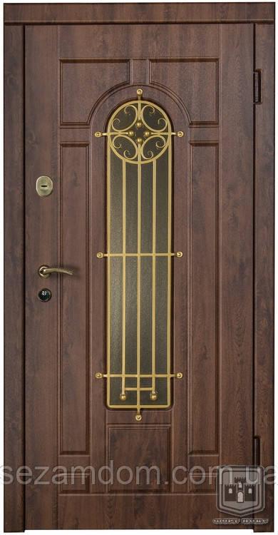 Дверная ковка №7