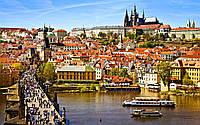 """Экскурсионный тур в Европу """"Weekend в Праге 3 дня"""""""