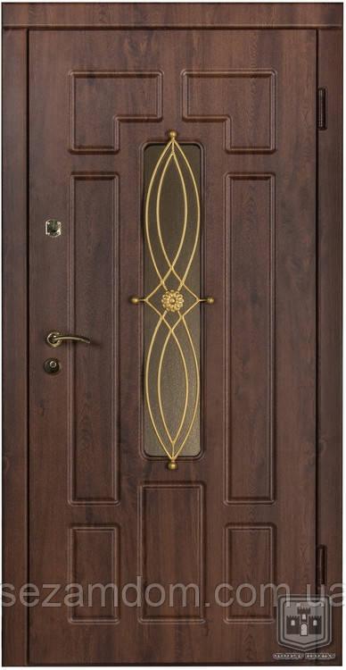 Дверная ковка №8