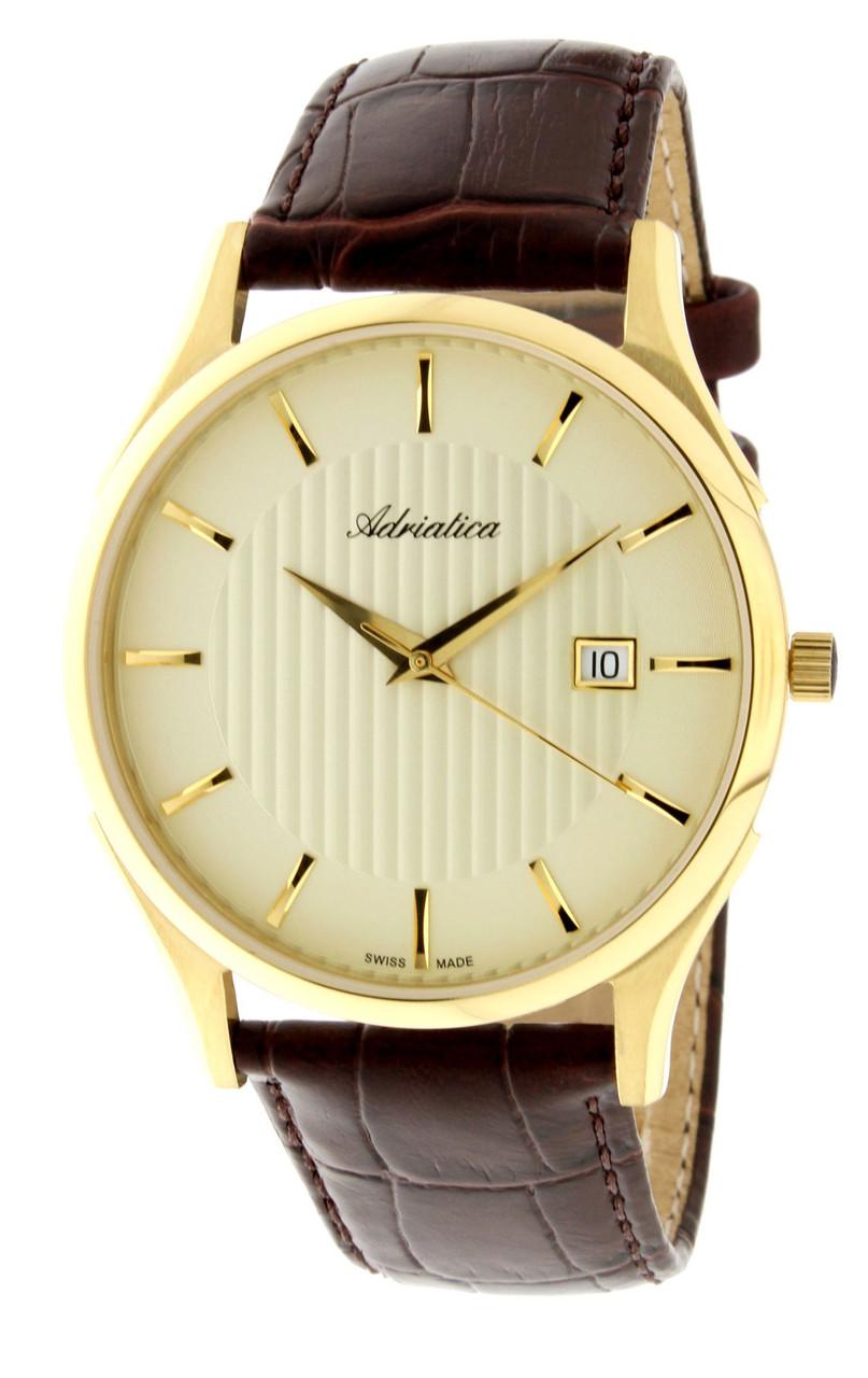Часы Adriatica ADR 1246.1211Q кварц.