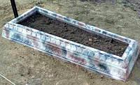 Надгробия (последовательности белого, коричневого, черного цветов)
