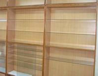 Полки в шкаф из стекла.мебель стеклянная, купить полку стеклянную в Киеве, Черкассах, Одессе.