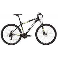 "Велосипед 27,5"" Cannondale Trail 8 2016 черно-зеленый"