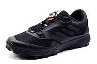 Кроссовки Adidas Terrex мужские, текстиль, черные, р. 42 45