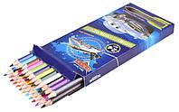 Карандаши цветные Maestro 24 цвета