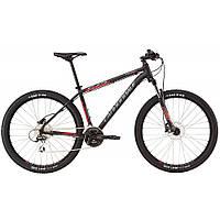 "Велосипед 27,5"" Cannondale Trail 6 2016 черный"