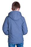 Підліткова демісезонна куртка, сірого кольору., фото 2