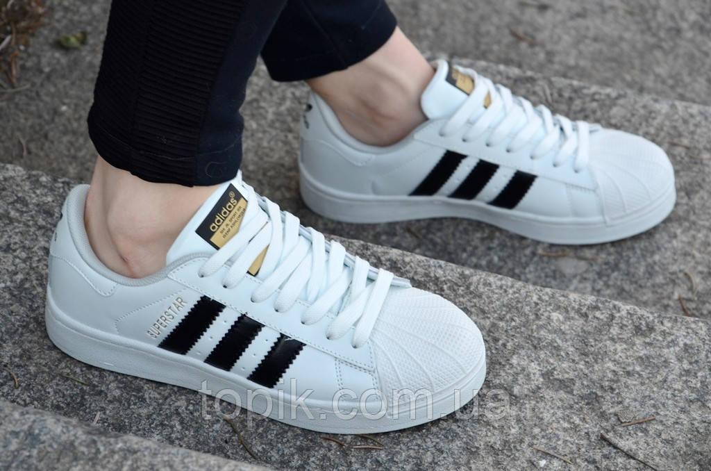 48823562 ... фото Женские белые кроссовки кеды стильные кожаные вставки прошитая  подошва (Код: 475), ...