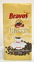 Кофе молотый Bravos Classic 250г, фото 2