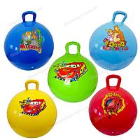 Детский фитнес мяч гиря