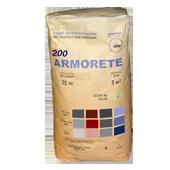 """Armorete 200 корунд. Темно-сірий топінг. Матеріал для підлог зі зміцненим верхнім шаром """"сухий по мокрому"""""""