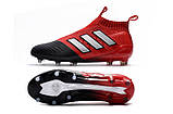 Бутсы Adidas Ace 16+ Purecontrol red/black, фото 3