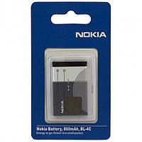 Аккумулятор Nokia BL-4C 890 mAh 1006, 1202, 1203