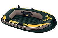 Надувная лодка Intex 68345 SeaHawk1 Одноместная, фото 1