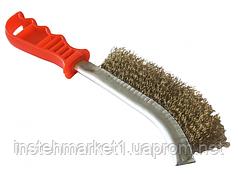 Щётка ручная Wek, пластиковая рукоятка 265 мм (без блистера)