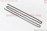Цепь приводная 1/2х11/128х114L на 10 скоростной  Deore CN-HG54 Shimano