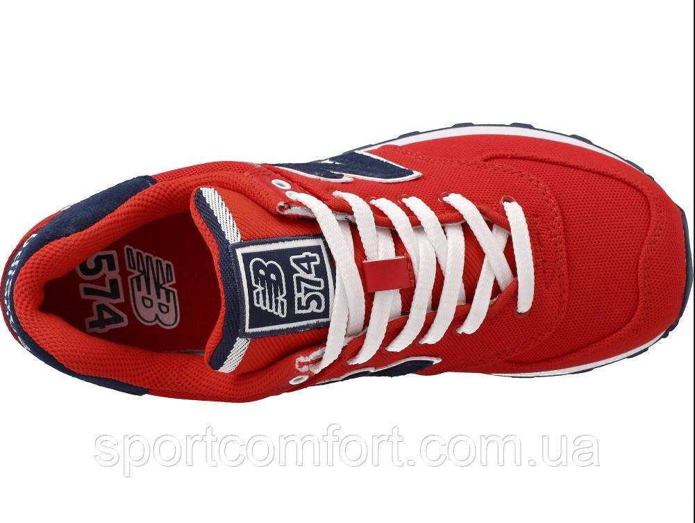 f1d9c6371bfc8c Кроссовки New Balance 574 POR красные: продажа, цена в Сумах ...