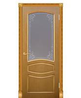 Двери межкомнатные Венеция ПО орех (Галерея дверей)