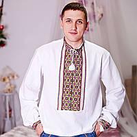 Вишита сорочка Лавандова, фото 1