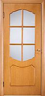 Двери межкомнатные Карина под остекление дуб (Галерея дверей)