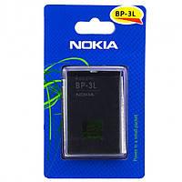 Аккумулятор Nokia BP-3L 1300 mAh 603, 303, 505
