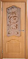 Двери межкомнатные Арт-С под остекление дуб (Галерея дверей)