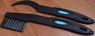 Щетки для чистки кассеты шестеренок звезд щётки щеточки инструмент щітка щітки щетка