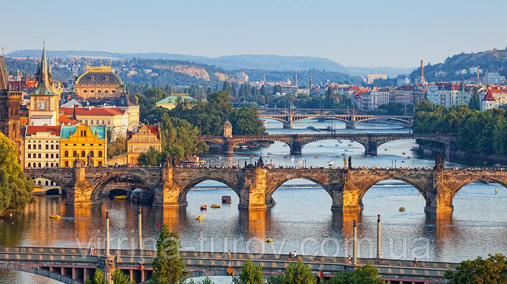 """Экскурсионный тур в Европу """"Прага-Дрезден"""""""