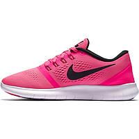 Женские кроссовки Nike Free Run Spring Rose, фото 1