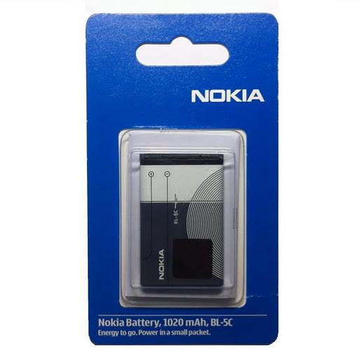 Аккумулятор для Nokia Bl 5c 1020mah