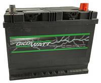Аккумулятор GIGAWATT Asia 12V 45AH 330A правый +